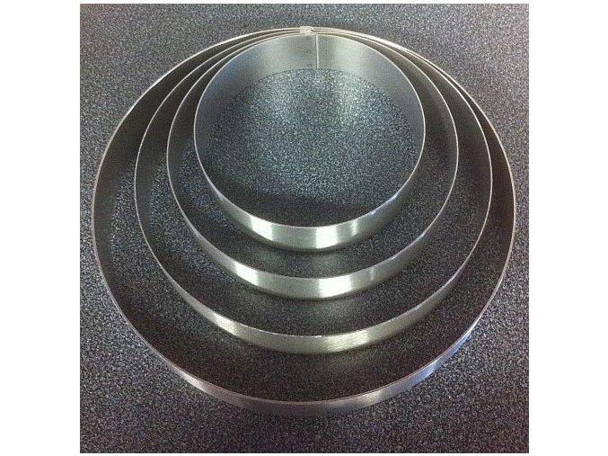 Ráfek kruh 20cm nerezová dortová forma (RAF1020)