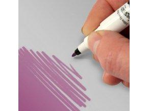 VÍNOVÝ Grape Violet oboustranný fix Rainbow Dust