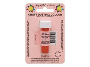 Coral - Korálová  dekorativní barva 7ml