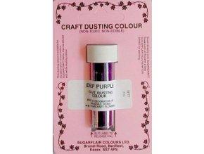 Deep purple - dekorativní nejedlá barva