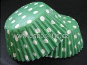 Polka Dots zelené  PME BC735