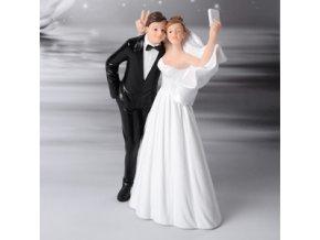 Svatební figurky Selfie 28488